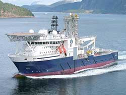 Aker delivers new gas well vessel