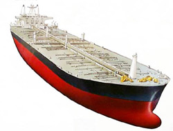 China needs almost 150 VLCC's