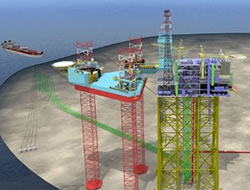 martin linge hook up The hook up now begins, connecting steel, pipes and cables norwegian oil major equinor issued a video depicting the installation of four huge modules at the martin linge field, in the north sea, last week.