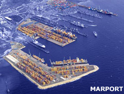 Two more SSG cranes to Marport