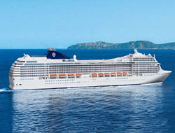 Scent infused cruise by MSC