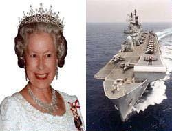 II. Elizabeth proceeds to Istanbul
