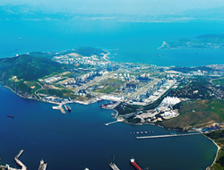 Major Turkish Port with APM