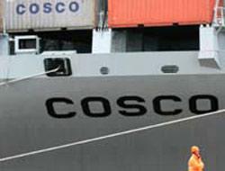 Cosco: billion dollar boxship order