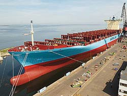 Odense launches Marchen Maersk