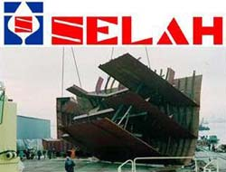 Selah shipyard in Tuzla shut down