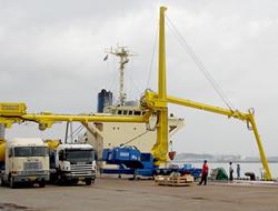 Cargotec's Siwertell Unloaders