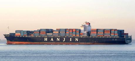 Hanjin cancels CMA CGM boxship