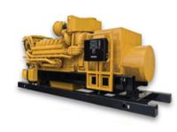 Generator sets were selected