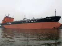 Product tanker saved refugees