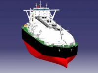 K Line Finds Work for Its Newly Ordered LNG Carrier