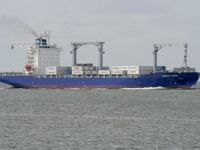 CMB Enters Containership Business