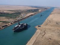 Egypt's Suez Canal revenue at $442.8 mln in November