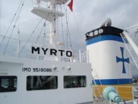 Diana Shipping Charters Out Myrto