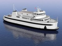 Conrad Shipyard Starts Work on New SSA Ferry