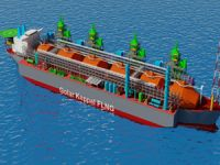 Golar LNG Starts Cameroon Project