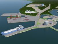 Petronet, Shell, Mitsui shortlisted for Bangla LNG terminal