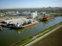 Port of Stockton sets record for shipping in 2014