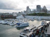 Port of Montreal welcomes first ocean-going vessel of 2015