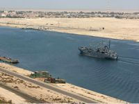 67.5 % of Suez Canal digging finalized