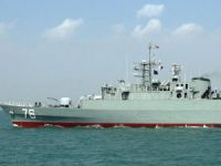 Iranian Navy Fends Off Pirates