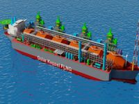 Golar LNG Sells Shares to Fund FLNGV Conversion
