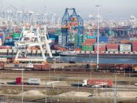 Port of Rotterdam Marks Slight Annual Throughput Increase