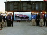 Keel Laid for Crowley's First LNG-Powered Ship