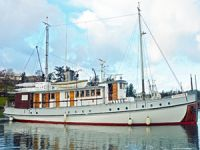 See Baja on a Ship With a Past
