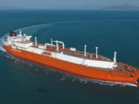 DSME Nets First LNG Carrier Order in 2015