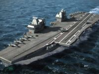 US to offer defence technology for India's largest flat deck aircraft carrier
