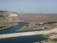 Water levels of Turkey's biggest dam rise to 42 percent