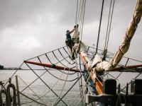 Historic tall ships return to Jack London for battles and adventures
