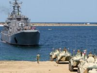 Three combat ships join Russia's Mediterranean task force