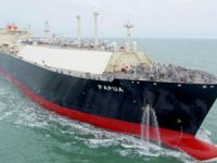 The Papua Loads First Cargo at PNG LNG
