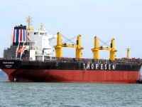 Thoresen Shipping Escapes Red
