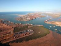 Port Hedland Has Busiest Month Ever Shipping Iron Ore