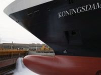 VIDEO: ms Koningsdam Floated Out