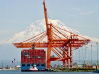 Container Volumes at Puget Sound Ports Still Down