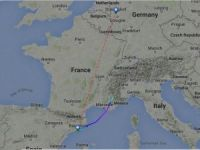 Germanwings airliner crashes in French Alps