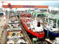 Samsung Heavy wins combined US$1.2 bln orders from Hong Kong, Europe