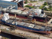 Chinese shipyards build more sophisticated offshore vessels