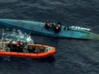US Seizes 'Narco Sub' with 8 Tons of Cocaine