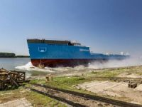 Damen Offshore Carrier, Maersk Connector, launched