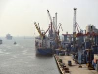 Indonesia floats port expansion to boost faltering economy