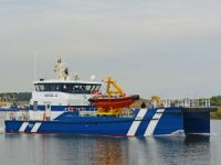 Damen delivers Twin Axe FCS customized for O&G industry