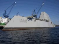 Rolls-Royce completes Zumwalt deliveries