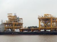 First modules built by Nantong Sinopacific Offshore & Engineering delivered to Total