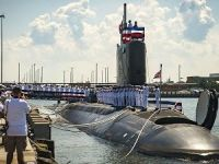 Latest U.S. Attack Sub Commissioned