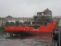 First Vessel of New Rescue Class Launched